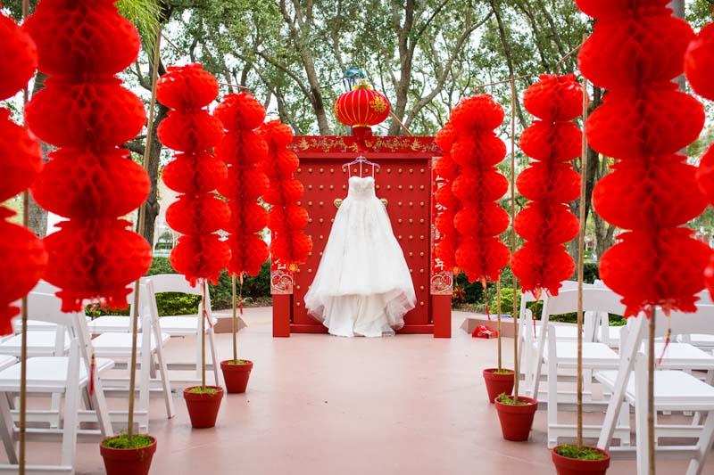 Yina wedding